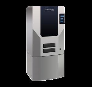Machine Dimension Series, de notre entreprise SMART 3D, qui permet la réalisation de pièces en impressions 3D, en FDM (dépôt de fil fondu), pour la réalisation de pièces en Impressions 3D