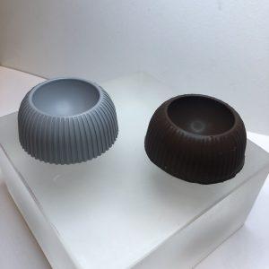 Pièces réalisées en thermoformage, impressions 3D, par notre équipe SMART 3D
