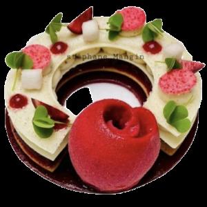 Gâteau de Stéphane Mangin (Georges Blanc)