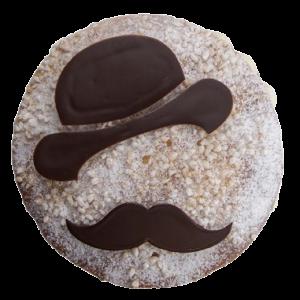 Gâteau de la pâtisserie INTENSE (Baptiste Girard)
