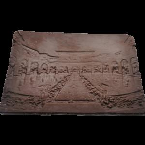 Réalisation d'une lithographie en chocolat par SMART 3D